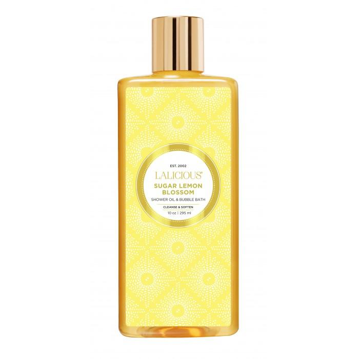 Lemon Blossom Shower Oil