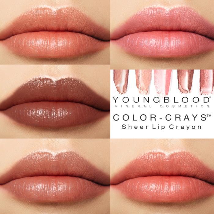 Sheer Lip Crayons