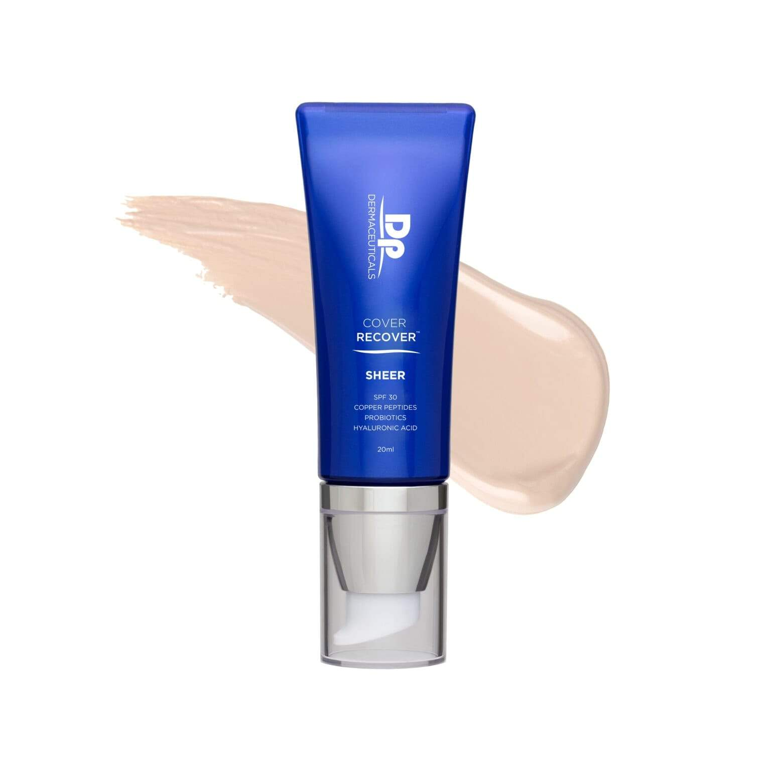 Dp Dermaceuticals Cover Recover
