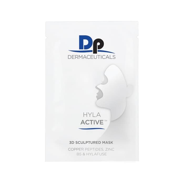 Dp Dermaceuticals Hyla Active 3D Sculptured Masks