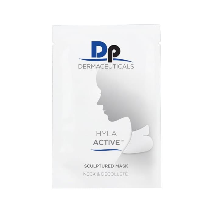 DP Dermaceuticals Hyla Active Neck & Décolleté Sculptured Mask