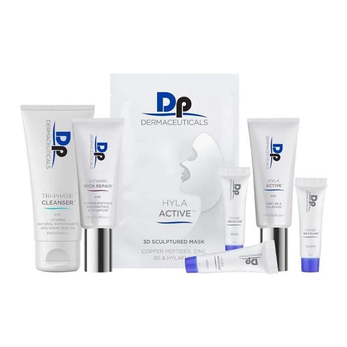DP Dermaceuticals Pre Post Protocol Starter Kit