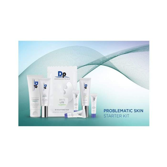 Dp Dermaceuticals Problematic Starter Kit