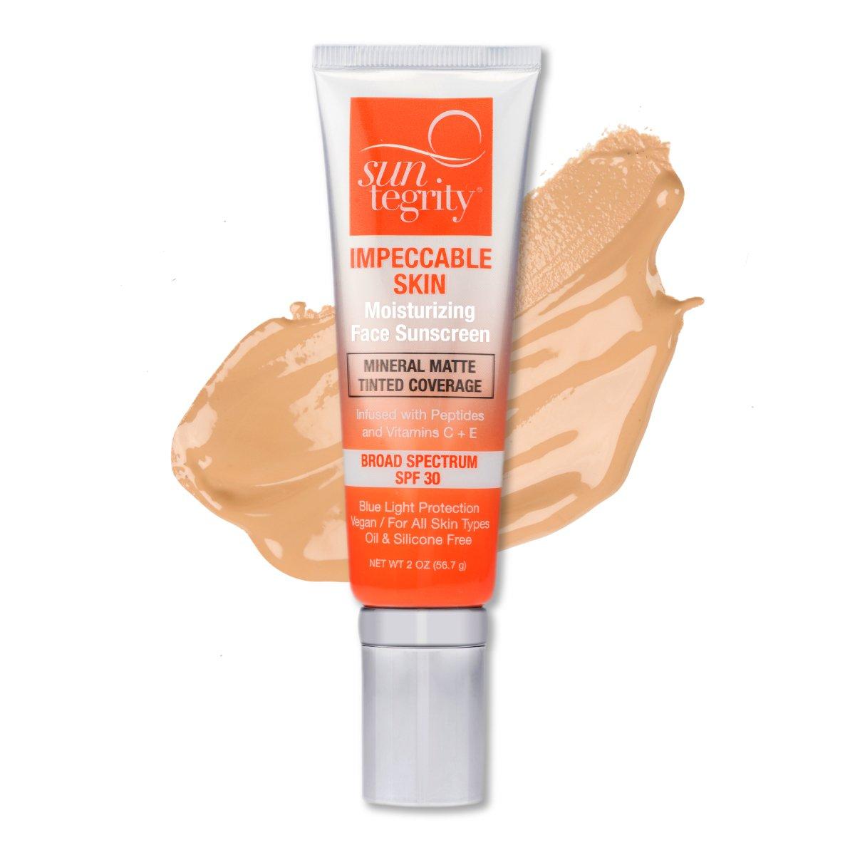 Suntegrity Impeccable Skin, Broad Spectrum SPF 30